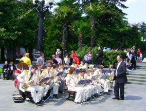 Концерт на набережной
