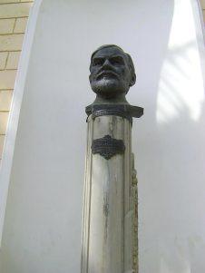 Памятник Сеченову