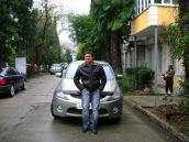 Улица Чехова в Ялте